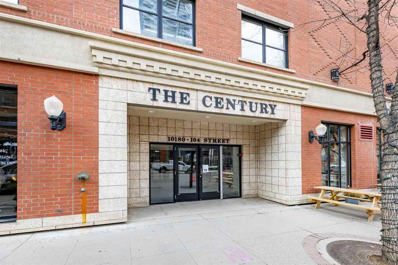 Main Photo: 2206 10180 104 Street in Edmonton: Zone 12 Condo for sale : MLS®# E4239567
