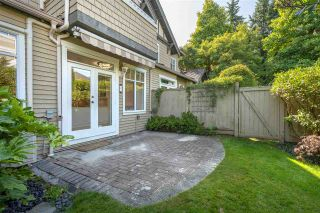 """Photo 15: 23 5650 HAMPTON Place in Vancouver: University VW Townhouse for sale in """"THE SANDRINGHAM"""" (Vancouver West)  : MLS®# R2405141"""