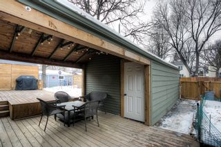 Photo 21: 545 Montrose Street in Winnipeg: River Heights South Single Family Detached for sale (1D)  : MLS®# 202103840