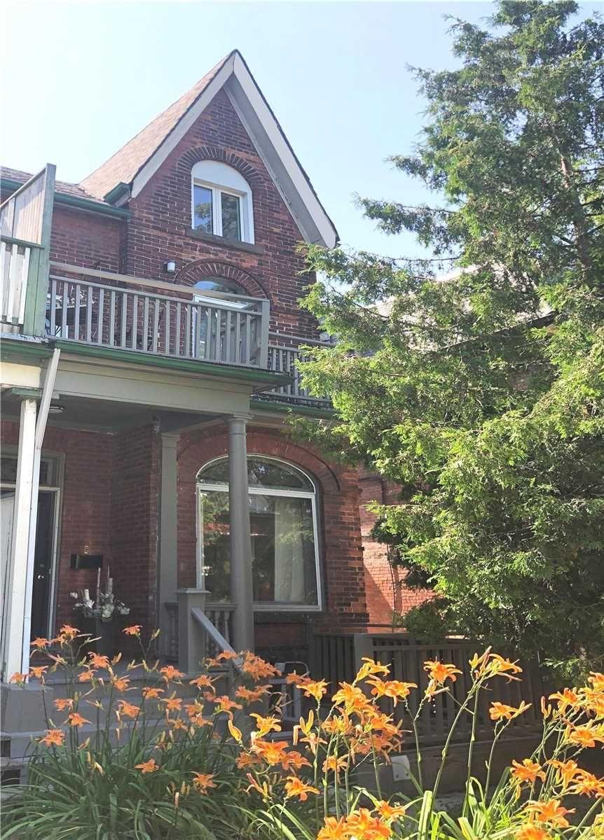 Main Photo: 20 Sorauren Avenue in Toronto: Roncesvalles House (3-Storey) for sale (Toronto W01)  : MLS®# W5287853