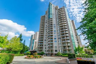 """Photo 1: 1703 1199 EASTWOOD Street in Coquitlam: North Coquitlam Condo for sale in """"The Selkirk"""" : MLS®# R2616911"""