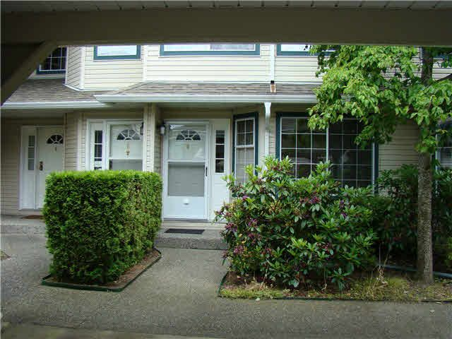 """Main Photo: 6 5760 174TH Street in Surrey: Cloverdale BC Townhouse for sale in """"STETSON VILLAGE"""" (Cloverdale)  : MLS®# F1313653"""