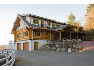 """Photo 2: 19633 8 Avenue in Langley: Campbell Valley House for sale in """"Hazelmere Valley"""" : MLS®# F1423599"""