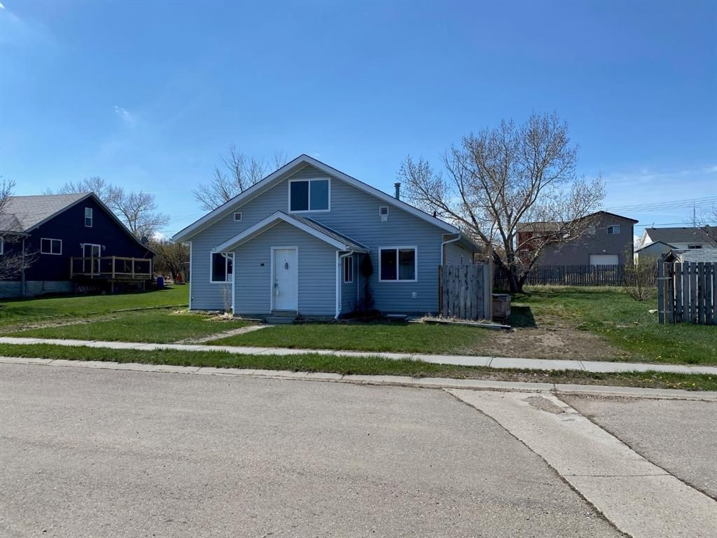 Main Photo: 217 Second Avenue W: Hussar Detached for sale : MLS®# A1075364