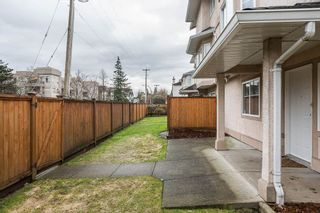 """Photo 20: 6 2458 PITT RIVER Road in Port Coquitlam: Mary Hill Townhouse for sale in """"SHAUGHNESSY MEWS"""" : MLS®# R2143151"""