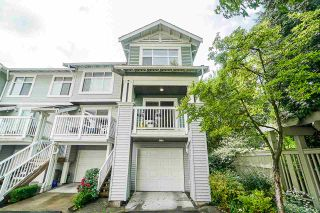 """Photo 1: 166 20033 70 Avenue in Langley: Willoughby Heights Townhouse for sale in """"Denim"""" : MLS®# R2406735"""