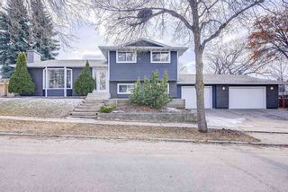 Photo 1: 15 Banting Place: St. Albert House for sale : MLS®# E4235949