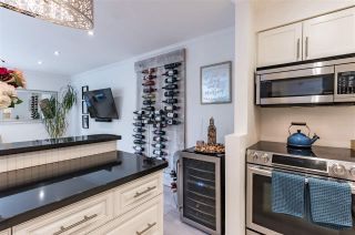 """Photo 7: 305 1299 W 7TH Avenue in Vancouver: Fairview VW Condo for sale in """"MARBELLA"""" (Vancouver West)  : MLS®# R2501313"""