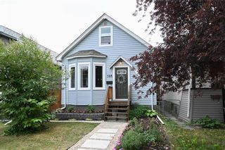 Photo 1: 328 Morley Avenue in Winnipeg: Lord Roberts Residential for sale (1Aw)  : MLS®# 202117534