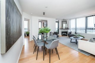 """Photo 11: 1705 1 RENAISSANCE Square in New Westminster: Quay Condo for sale in """"The Q"""" : MLS®# R2623606"""