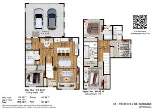 """Photo 30: 61 10388 NO. 2 Road in Richmond: Woodwards Townhouse for sale in """"KINGSLEY ESTATE"""" : MLS®# R2618427"""
