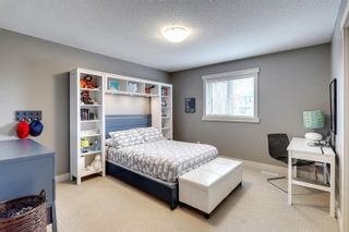 Photo 34: 718 CAINE Boulevard in Edmonton: Zone 55 House for sale : MLS®# E4248900