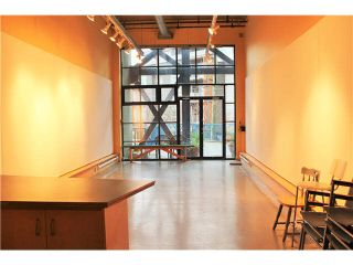 """Photo 9: 204 237 E 4TH Avenue in Vancouver: Mount Pleasant VE Condo for sale in """"THE ARTWORKS"""" (Vancouver East)  : MLS®# V1102209"""