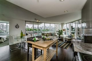 "Photo 1: 504 445 W 2ND Avenue in Vancouver: False Creek Condo for sale in ""Maynards Block"" (Vancouver West)  : MLS®# R2088947"