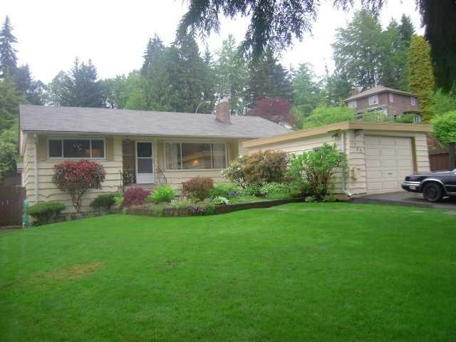 Main Photo: 1768 WESTOVER Road in North Vancouver: Lynn Valley House for sale : MLS®# V951752