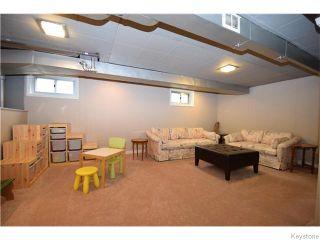 Photo 14: 272 Scotia Street in Winnipeg: West Kildonan / Garden City Residential for sale (North West Winnipeg)  : MLS®# 1613575