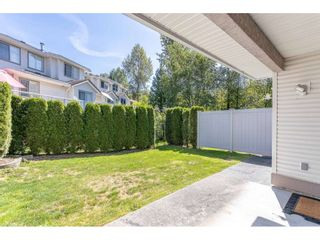Photo 27: 6 22751 HANEY Bypass in Maple Ridge: East Central Townhouse for sale : MLS®# R2492181