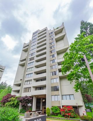 Main Photo: 806 4200 MAYBERRY Street in Burnaby: Metrotown Condo for sale (Burnaby South)  : MLS®# R2586534