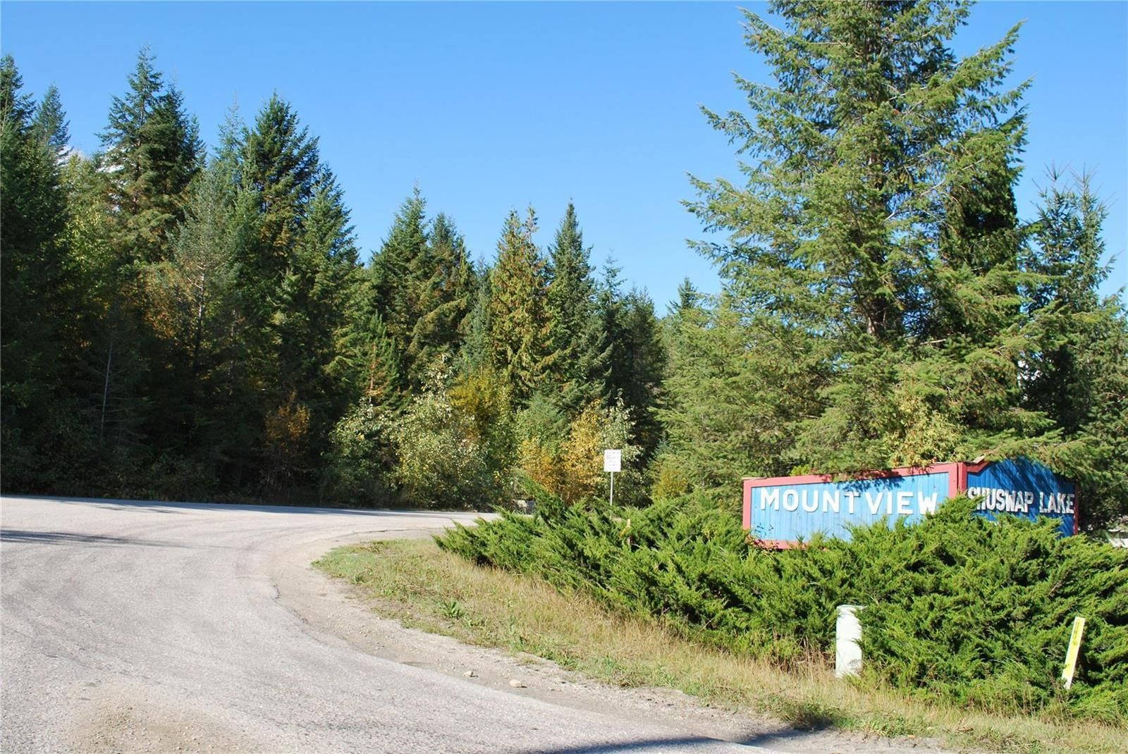 Main Photo: Lot 59 Mountview Drive, in Blind Bay: Vacant Land for sale : MLS®# 10241100