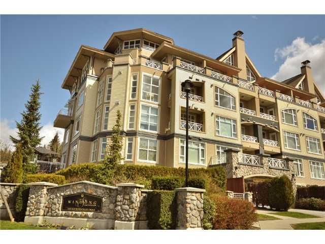 """Main Photo: 414 3600 WINDCREST Drive in North Vancouver: Roche Point Condo for sale in """"WINDSONG"""" : MLS®# V917137"""