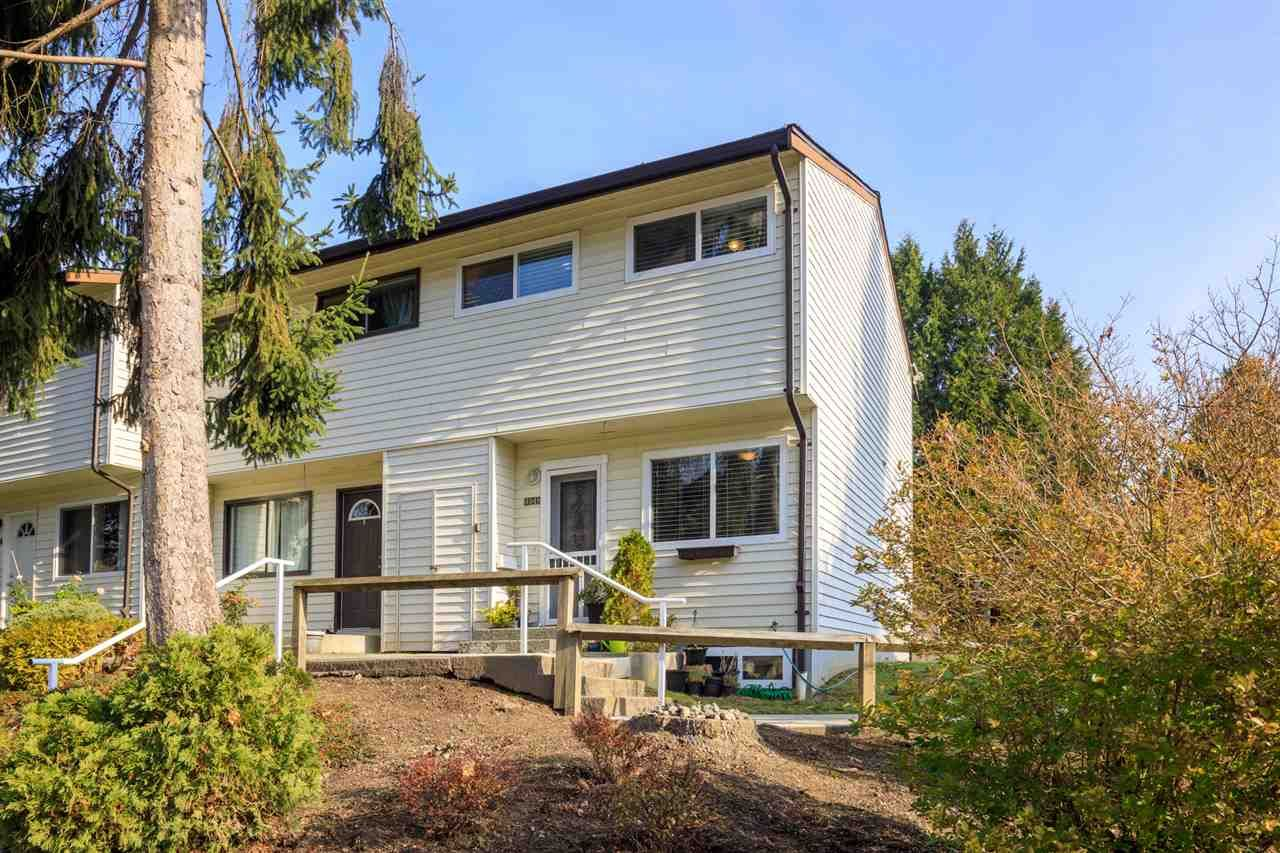 Main Photo: 3348 GANYMEDE Drive in Burnaby: Simon Fraser Hills Townhouse for sale (Burnaby North)  : MLS®# R2417599