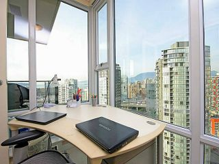 Photo 10: # 3106 455 BEACH CR in Vancouver: Yaletown Condo for sale (Vancouver West)  : MLS®# V1037482