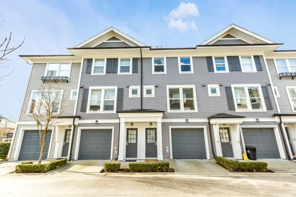 "Main Photo: 14 10415 DELSOM Crescent in Delta: Nordel Townhouse for sale in ""EQUINOX"" (N. Delta)  : MLS®# R2532635"