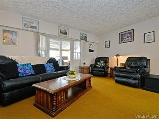Photo 2: 3478 Lovat Ave in VICTORIA: SE Quadra House for sale (Saanich East)  : MLS®# 752642