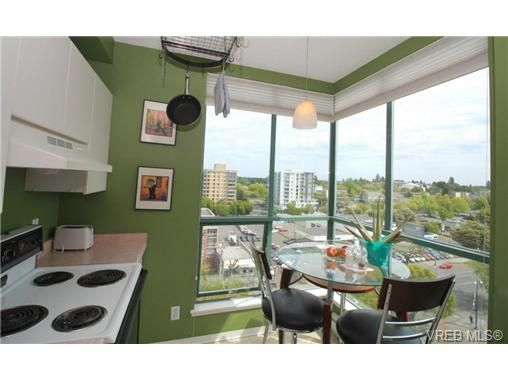 Photo 4: Photos: 1106 1020 View St in VICTORIA: Vi Downtown Condo for sale (Victoria)  : MLS®# 701380