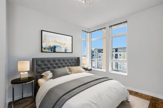 """Photo 6: 503 3263 PIERVIEW Crescent in Vancouver: South Marine Condo for sale in """"RHYTHM BY POLYGON"""" (Vancouver East)  : MLS®# R2558947"""