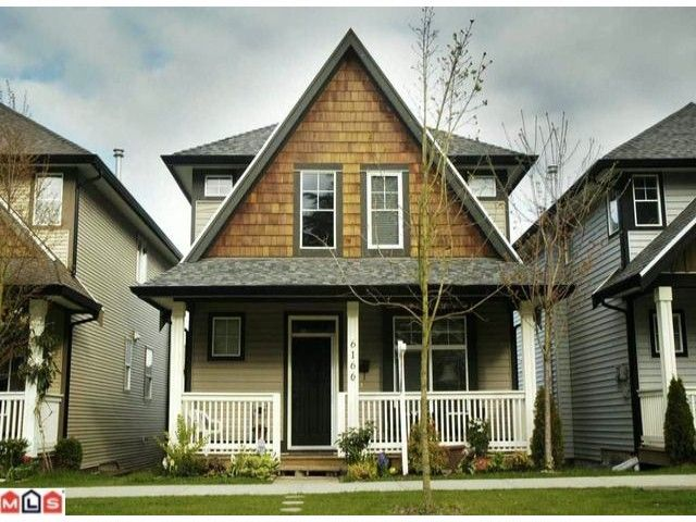"Main Photo: 6166 150 Street in Surrey: Sullivan Station House for sale in ""Sullivan Heights"" : MLS®# F1007275"