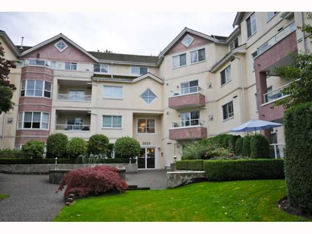 """Main Photo: 110 2620 JANE Street in Port Coquitlam: Central Pt Coquitlam Condo for sale in """"JANE GARDENS"""" : MLS®# V913421"""