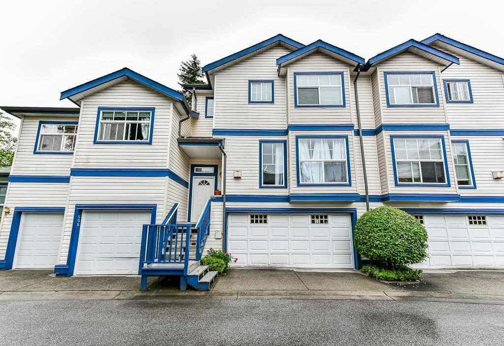 "Main Photo: 605 9118 149 Street in Surrey: Bear Creek Green Timbers Townhouse for sale in ""WILDWOOD GLEN"" : MLS®# R2178919"