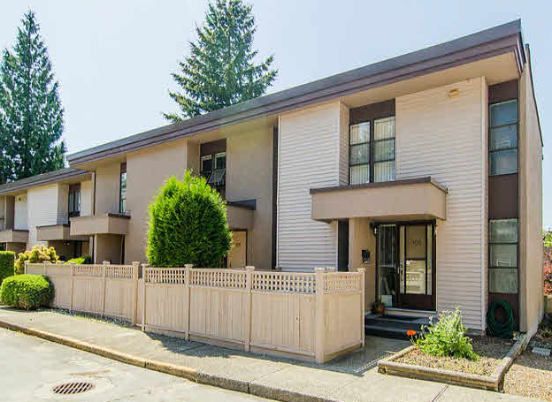 Main Photo: 109 13786 103RD Avenue in North Surrey: Whalley Townhouse for sale : MLS®# f1311294