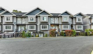"""Main Photo: 19 11255 132 Street in Surrey: Bridgeview Townhouse for sale in """"FRASER VIEW TERRACE"""" (North Surrey)  : MLS®# R2547022"""