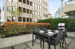 Photo 11: 205 1238 BURRARD STREET in Vancouver West: Home for sale : MLS®# R2007783