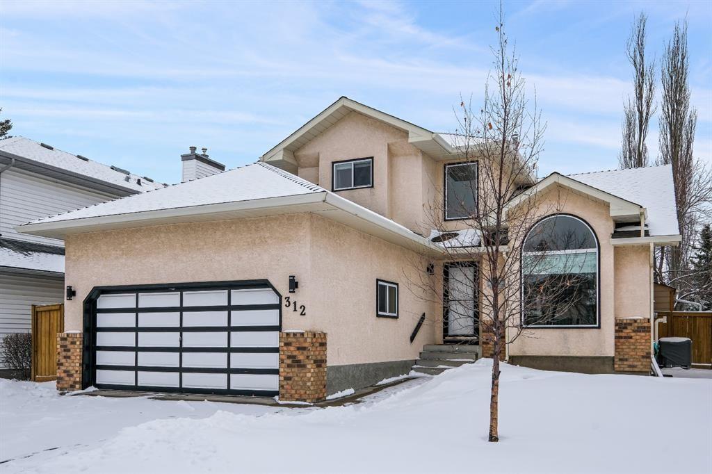 Main Photo: 312 Hawkstone Close NW in Calgary: Hawkwood Detached for sale : MLS®# A1084235