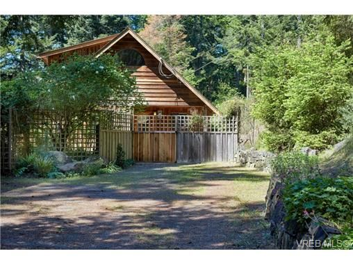 Main Photo: 110 Booth Canal Rd in SALT SPRING ISLAND: GI Salt Spring House for sale (Gulf Islands)  : MLS®# 730280