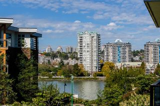 """Photo 38: 301 210 SALTER Street in New Westminster: Queensborough Condo for sale in """"THE PENINSULA"""" : MLS®# R2621109"""