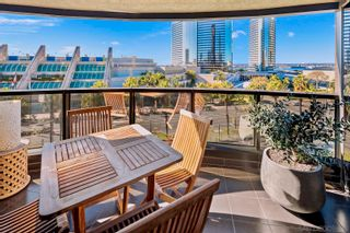 Photo 3: DOWNTOWN Condo for sale : 2 bedrooms : 100 Harbor Dr #704 in San Diego