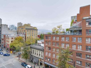 Photo 10: 709 66 W CORDOVA STREET in Vancouver: Downtown VW Condo for sale (Vancouver West)  : MLS®# R2216813