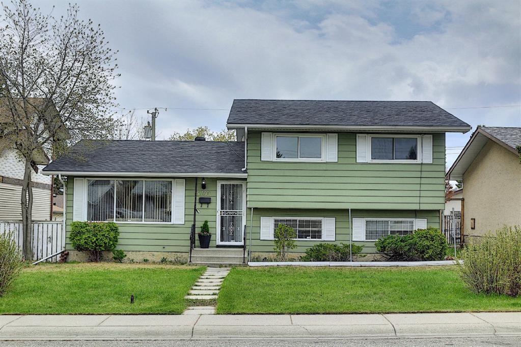 Main Photo: 5760 Maidstone Crescent NE in Calgary: Marlborough Park Detached for sale : MLS®# A1107556