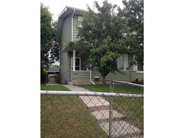 Main Photo: 7806 21 Street SE in CALGARY: Ogden_Lynnwd_Millcan Residential Attached for sale (Calgary)  : MLS®# C3627288