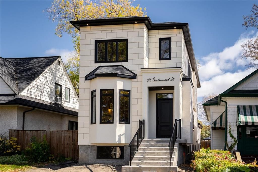 Main Photo: 316 Centennial Street in Winnipeg: River Heights North Residential for sale (1C)  : MLS®# 202025242