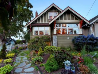 Photo 2: 93 LINDEN Ave in : Vi Fairfield West House for sale (Victoria)  : MLS®# 877428