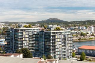 Photo 2: 609 373 Tyee Rd in : VW Victoria West Condo for sale (Victoria West)  : MLS®# 869064