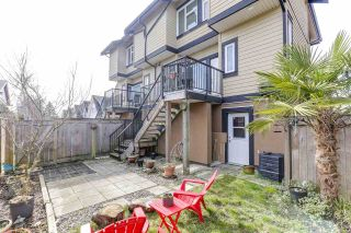 "Photo 19: 6 4766 55B Street in Delta: Delta Manor Townhouse for sale in ""MANOR GARDENS"" (Ladner)  : MLS®# R2438999"