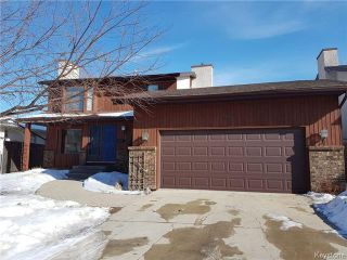 Photo 1: 66 Brittany Drive in Winnipeg: Charleswood Residential for sale (1G)  : MLS®# 1804861