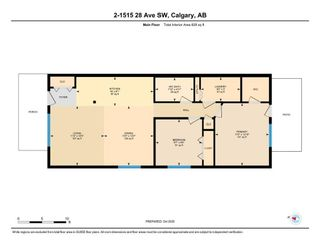 Photo 28: 2 1515 28 Avenue SW in Calgary: South Calgary Apartment for sale : MLS®# A1041285