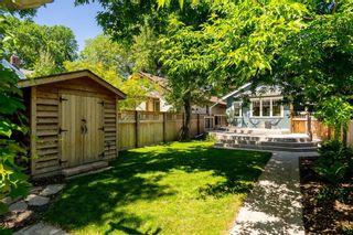 Photo 38: 902 Palmerston Avenue in Winnipeg: Wolseley Residential for sale (5B)  : MLS®# 202114363